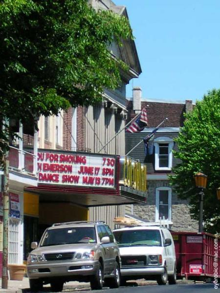 Colonial Theater - Phoenixville, PA
