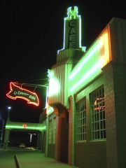 U Drop Inn - Shamrock, Texas