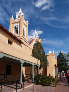San Felipe de Neri Mission Church