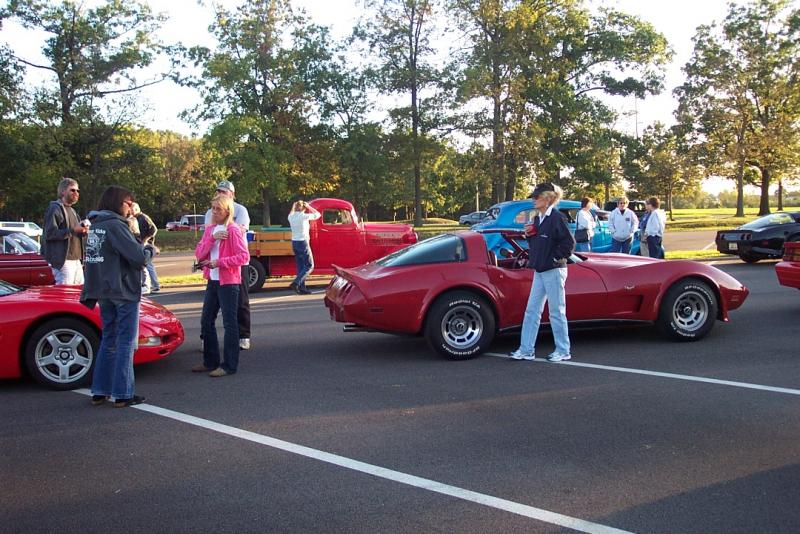 Springfield, IL 66 Street Cruise Staging