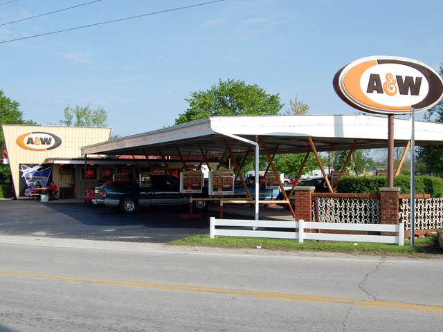 A&W in Union City, Ohio