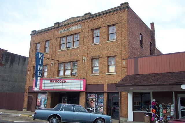 King Theater - Belle Plaine, IA