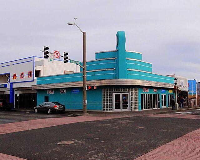Art Deco Restaurant , Seaside, Oregon - Seaside, Oregon Coast on ...