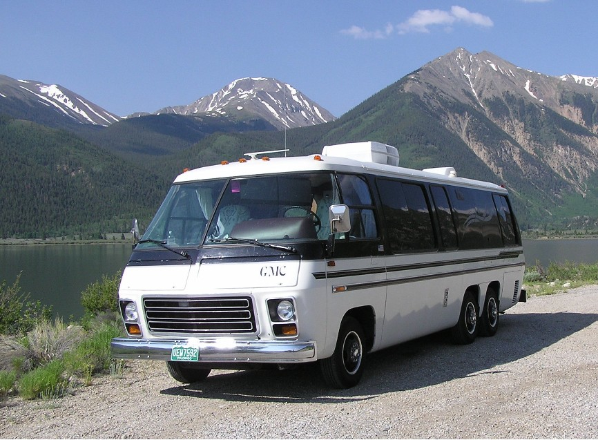 American Road Trip Talk (Podcast) Dave Silva: Gmc Motorhome, A Passion For The Past