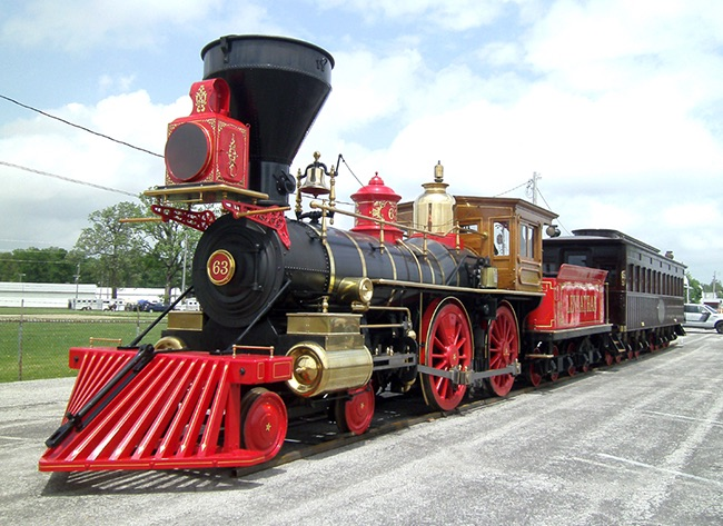 American Road Trip Talk (Podcast): Katherine Hayes: Lincoln Funeral Train