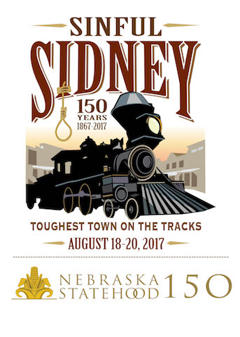 American Road Trip Talk: Heather Hausmann: Sinful Sidney Sesquicentennial