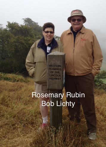 American Road Trip Talk (Podcast): Rosemary Rubin: Lincoln Highway Centennial Tour Part 1