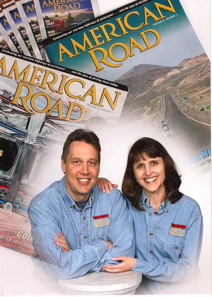 American Road Trip Talk (Podcast): Becky Repp Special Interview: Part 1