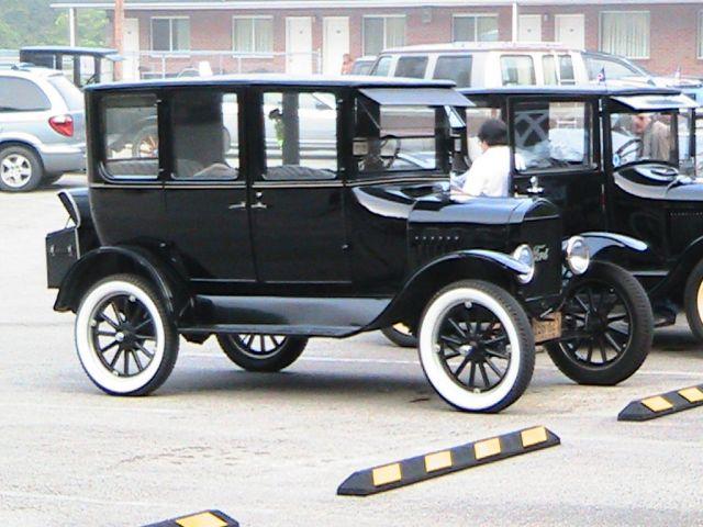 Scudder Model T Group