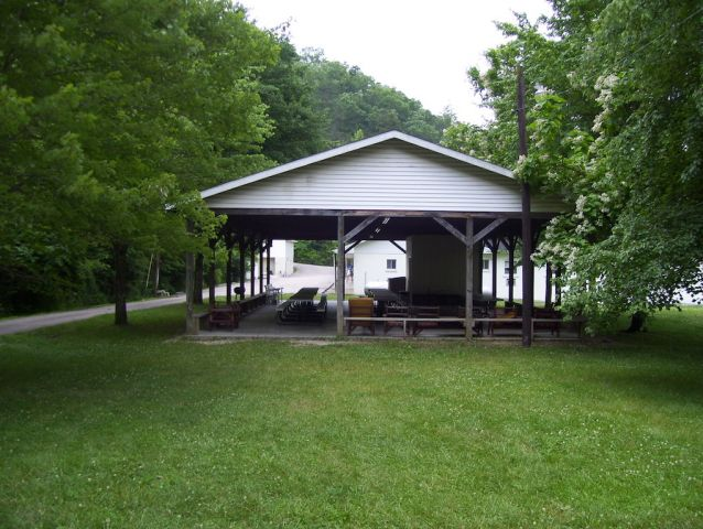 Family Reunion Shed