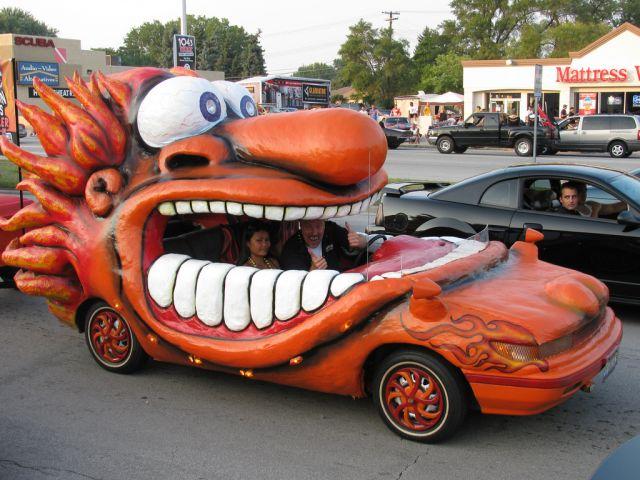 Crazy Car Hi Res