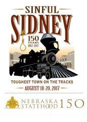 Sidney 150 Logo NE State