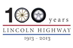 Illinois Lincoln Hwy Cent Logo