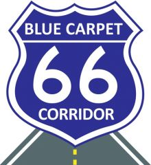Blue Carpet Logo